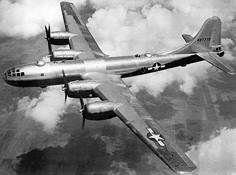 Film Archive - Boeing B-29 Superfortress