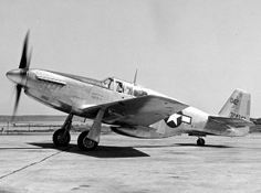 Film Archive - P-51 Mustang