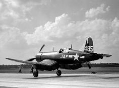 Film Archive - Vought F4-U Corsair