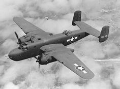 Film Archive - North American B-25 Mitchell
