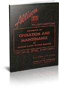 Allison V-1710 Documents & Manuals
