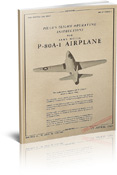 P-80 / F-80 Shooting Star Documents & Manuals