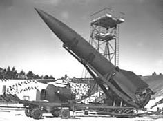 Film Archive - V-2 (A4) German Rocket